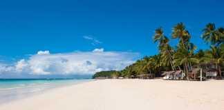 White beach, Boracay Island, Philippines