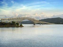 San Juanico Bridge, Leyte